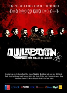 quilapayún poster